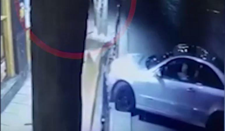 Пиян шофьор се вряза в дюнерджийница