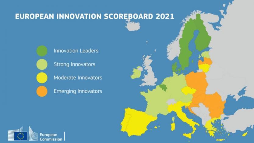 Страната ни заема 34-то място и показва тенденция за по-устойчиво и цифрово бъдеще