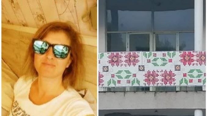 Учителка от Перник направи българска шевица със 7000 капачки