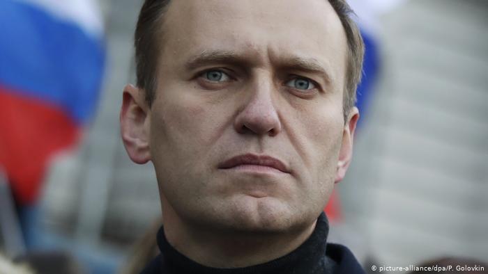 Навални с ново обвинение