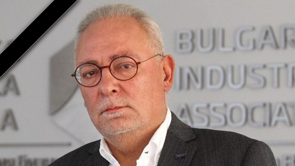 Председателят на БСК си отиде на 61 години