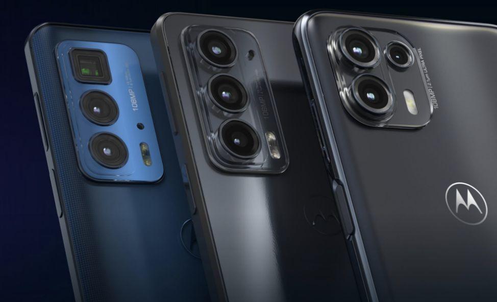 Motorola анонсира новите си флагмани