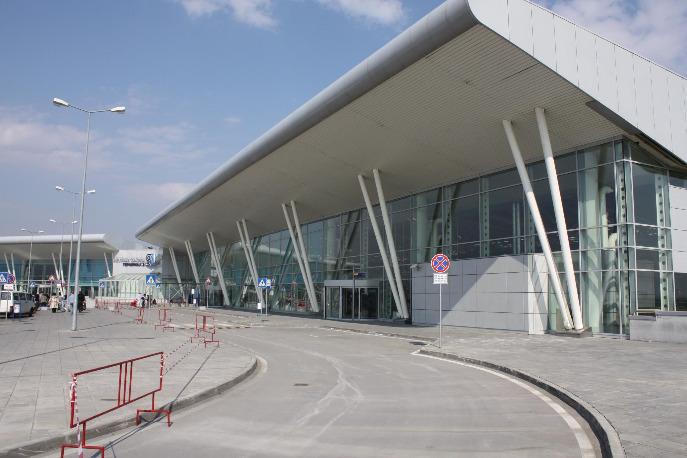 Промяна в пристигащите полети на летище София