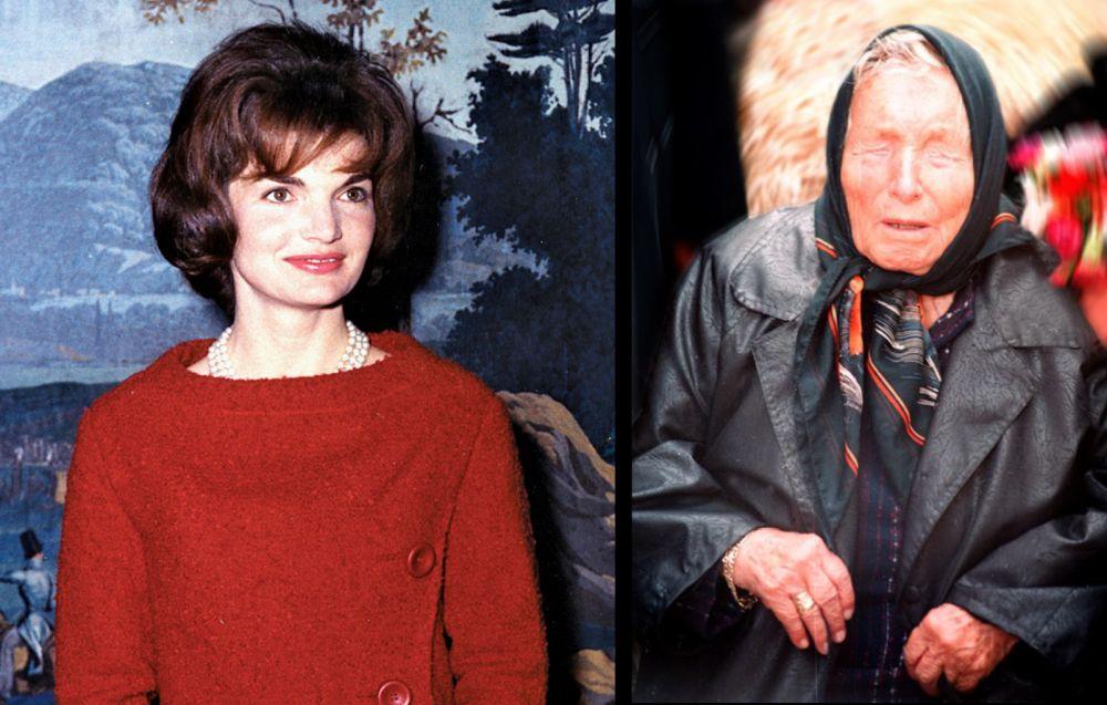 Жаклин Кенеди е търсила Ванга след убийството на съпруга й