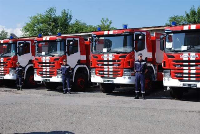 Към момента всички пожари на територията на страната са локализирани