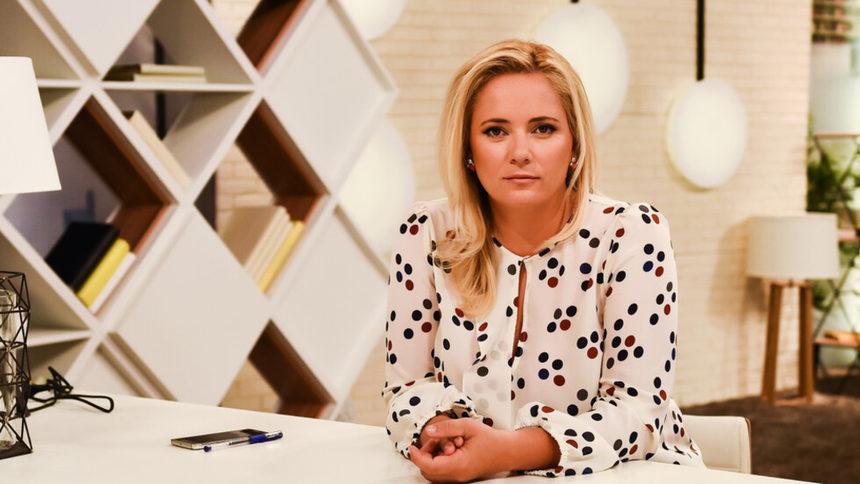 Лора Крумова започва авторско предаване