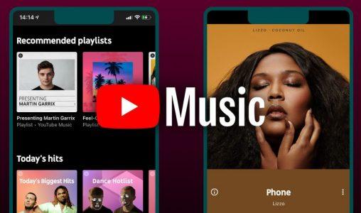 Платените абонати на музикалните услуги на YouTube достигнаха 50 млн.