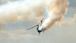 Инцидент с военен хеликоптер в Кот д'Ивоар. Загинали са трима българи.