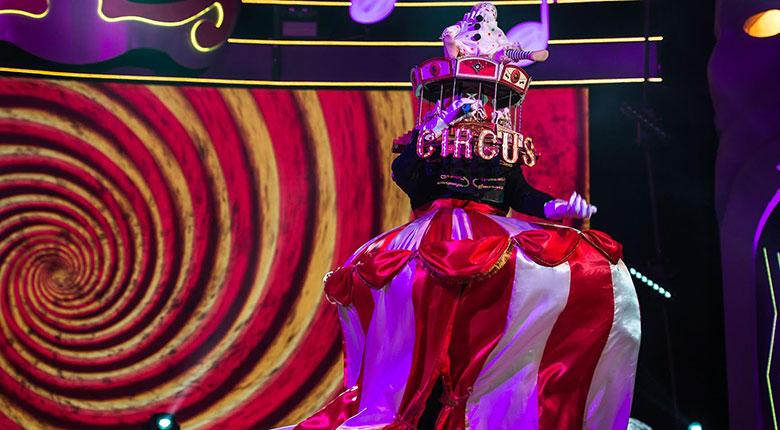 """Падна маската на Циркът в """"Маскираният певец"""""""