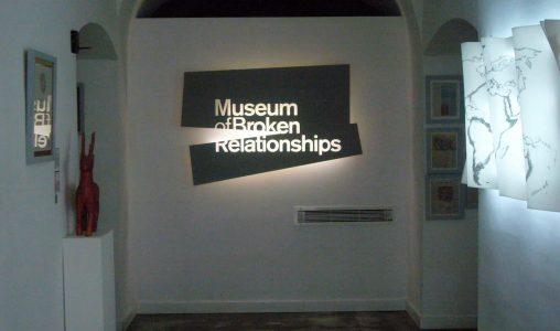 Музеят на разрушените връзки/The Museum Of Broken Relationships (снимки+видео)