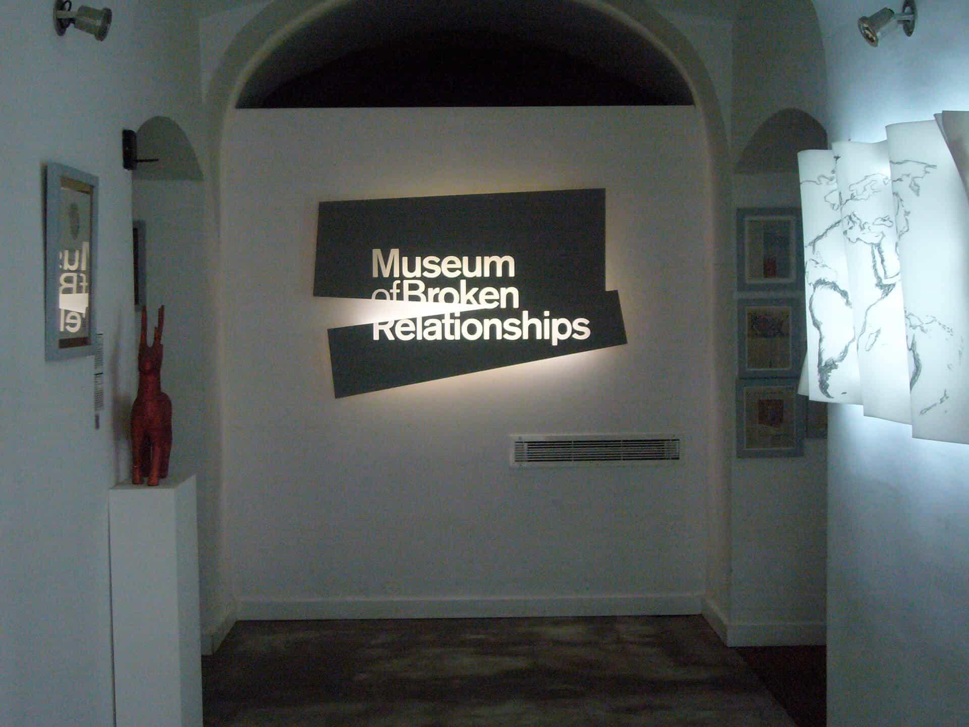 Музеят на разрушените връзки/The Museum Of Broken Relationships
