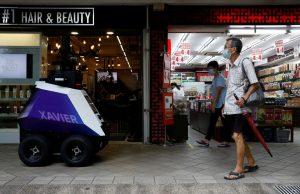 В Сингапур роботизирани патрули ще следят за спазване на Covid мерките