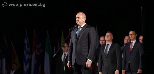 Държавният глава: Съединението е апогей на националния устрем към свободна и обединена България