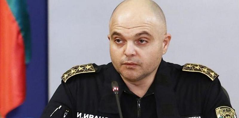 Фандъкова приюти уволнения за насилие полицейски шеф Ивайло Иванов